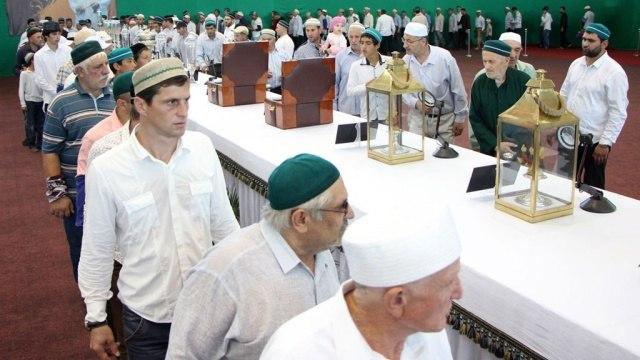 Экспозицию с реликвиями пророка Мухаммеда посетили более миллиона человек