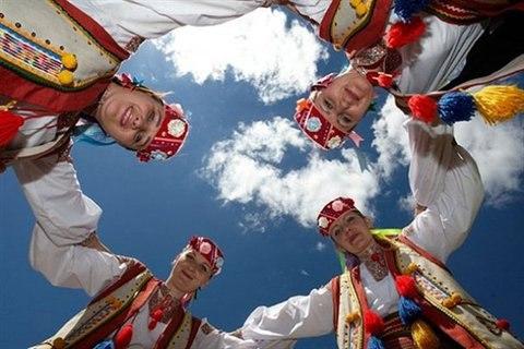 V международный бойковский фестиваль. г. Турка