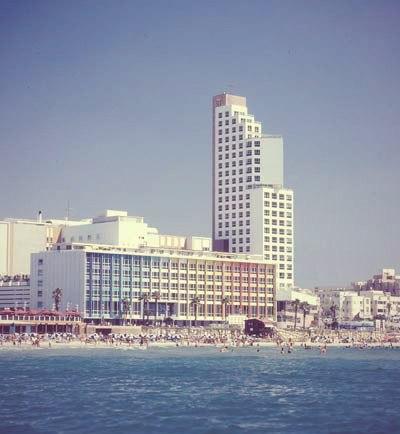 Тель - Авив - крупнейший мегаполис Израиля