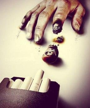 Как бросить курить — монстр внутри вас