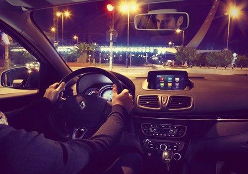Новый Меган и безопасность на дорогах при помощи современных технологий