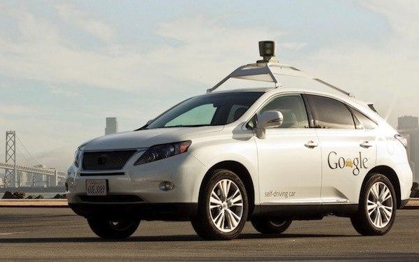 Автомобіль Google