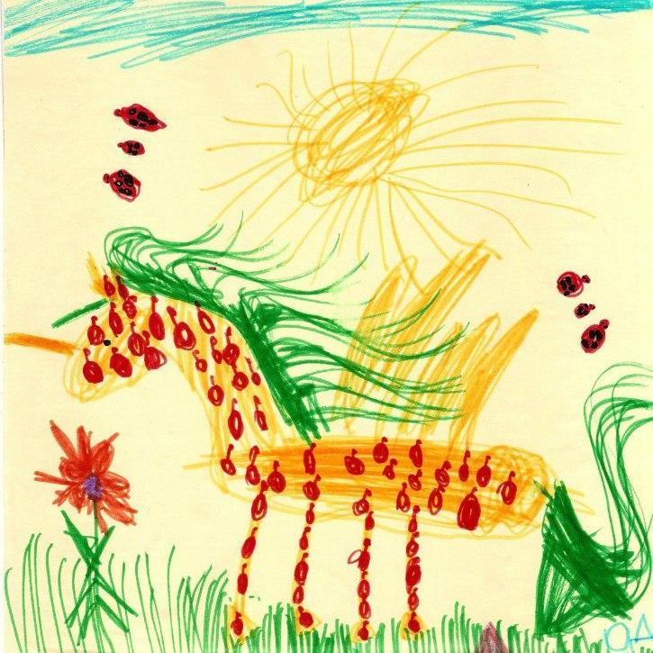 """Творческая акция """"Я нарисую мир таким, каким люблю"""" в НХМ РБ"""