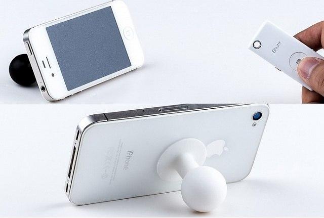 Японці представили світу пульт дистанційного керування для смартфонів Muku Shuttr.