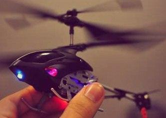 Радиоуправляемый вертолет - лучший подарок вашим мужчинам