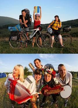 «Фолькнери». Завершення велоекспедиції.
