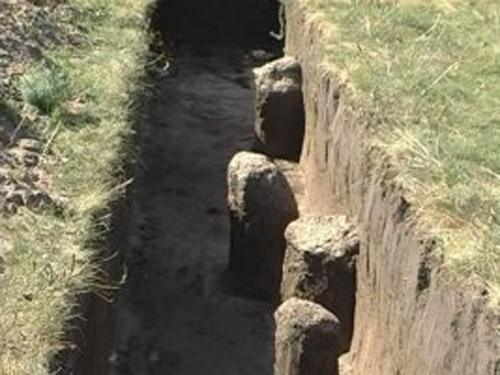 Археологи Луганщины обнаружили место стоянки ханов Золотой Орды