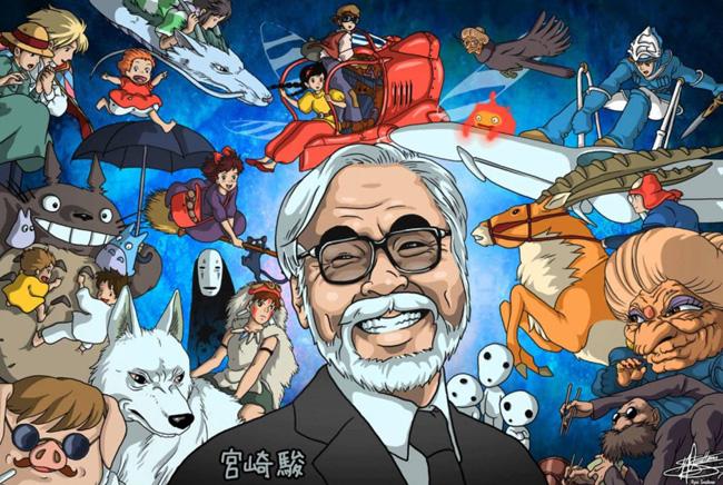 Мультфильмы Хаяо Миядзаки. Что посмотреть