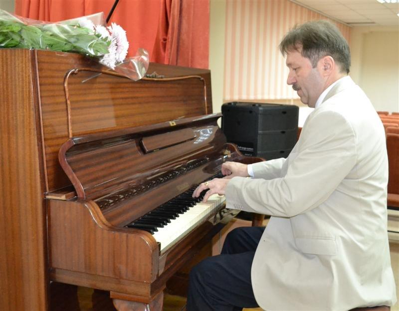 Харьковский композитор Владимир Соляников презентовал новые сочинения