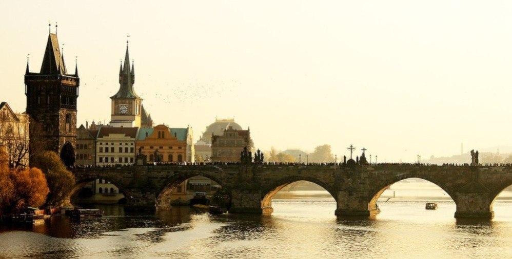 Удивительная и загадочная Прага - колыбель туризма