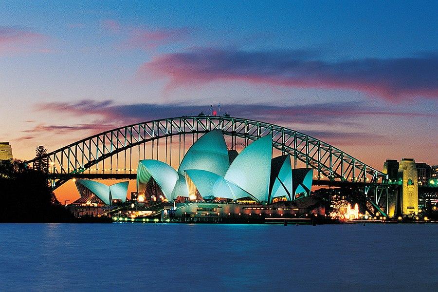 ТОП 5. Места в Австралии, которые должен посетить каждый турист
