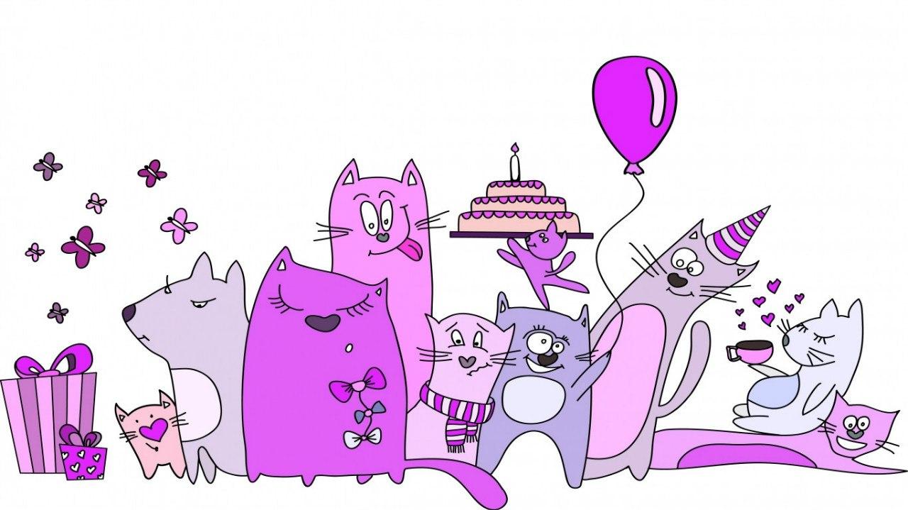 Смешные современные картинки с днем рождения