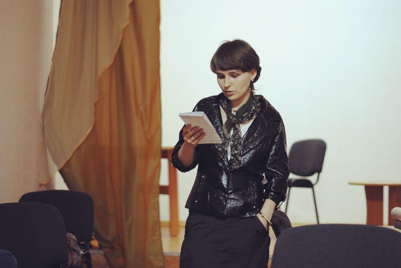 Анастасия Пугачева. Интервью