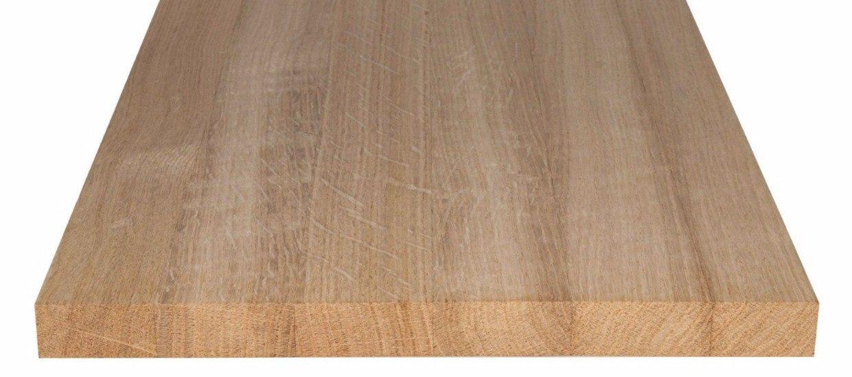 Мебельный, клееный щит, материал: сосна – купить в Уфе