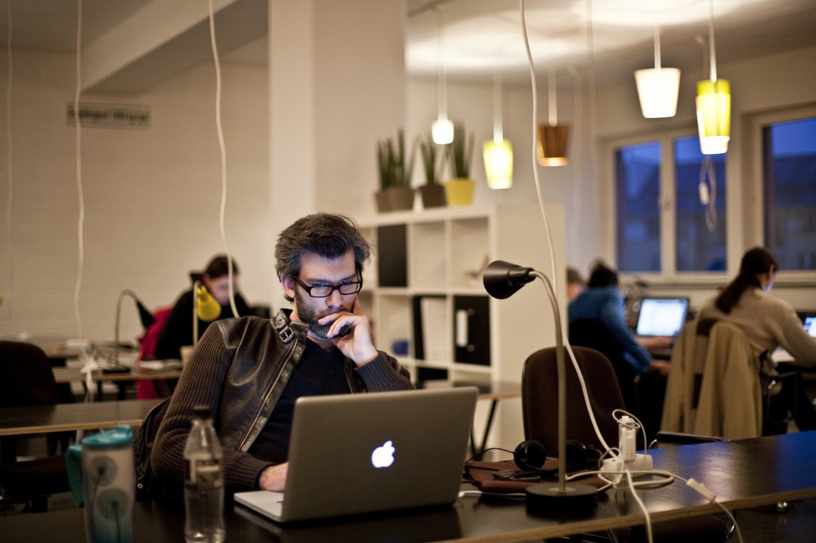 IT-офис Gelionix: рабочее пространство без иерархии. Уникальный дизайн