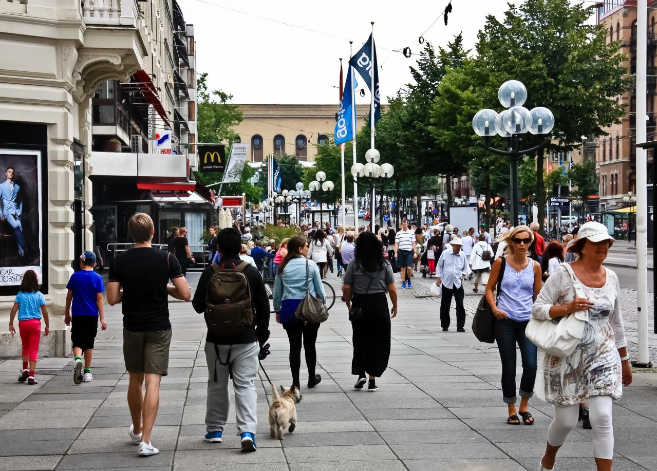 Вопросы ориентирования на местности в новом городе