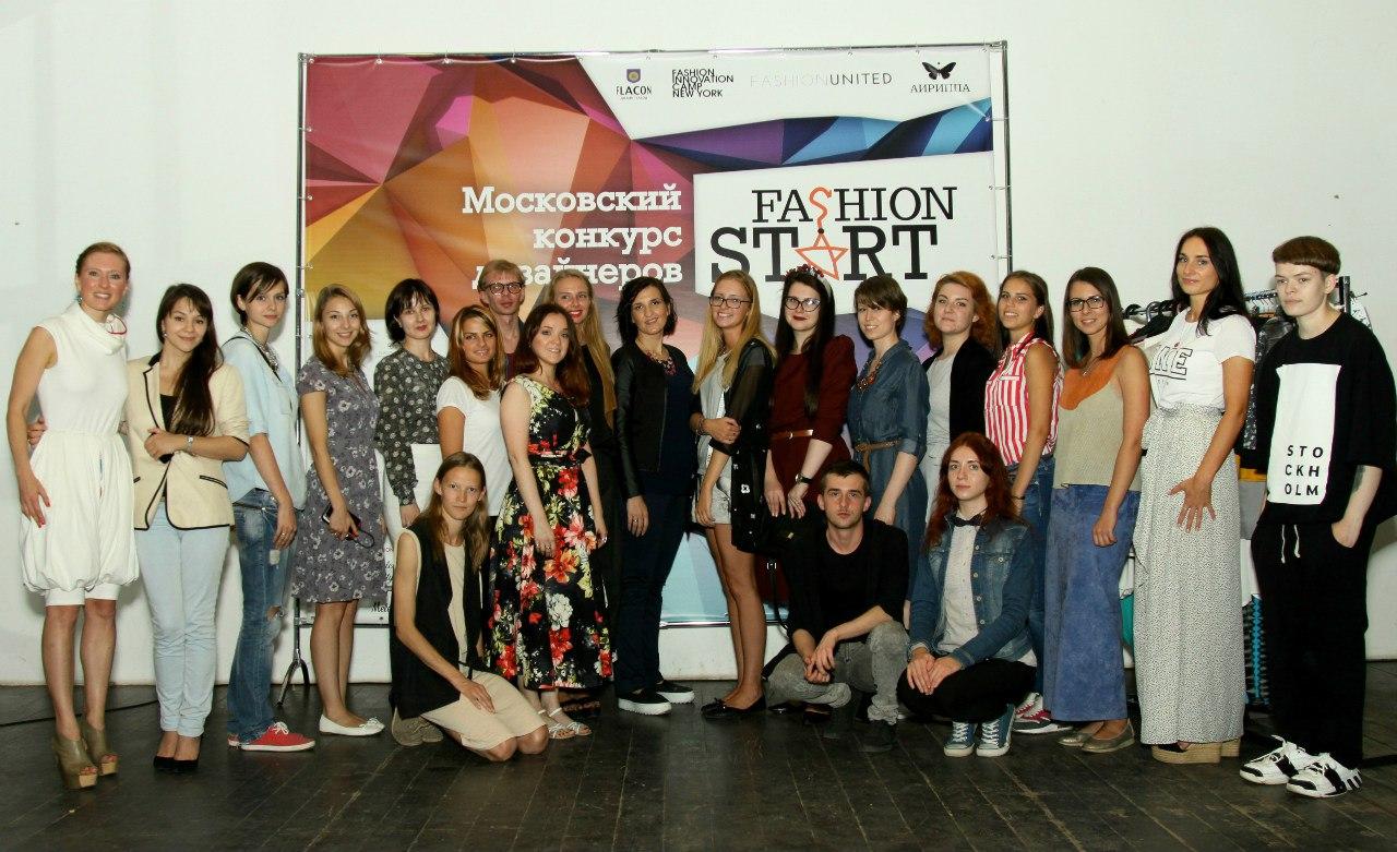 Победителем конкурса дизайнеров Fashion Start 2015 стала Дина Агзамова!