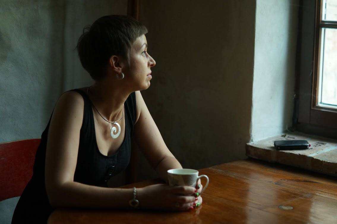 Наталка Сняданко. 9 питань письменнику