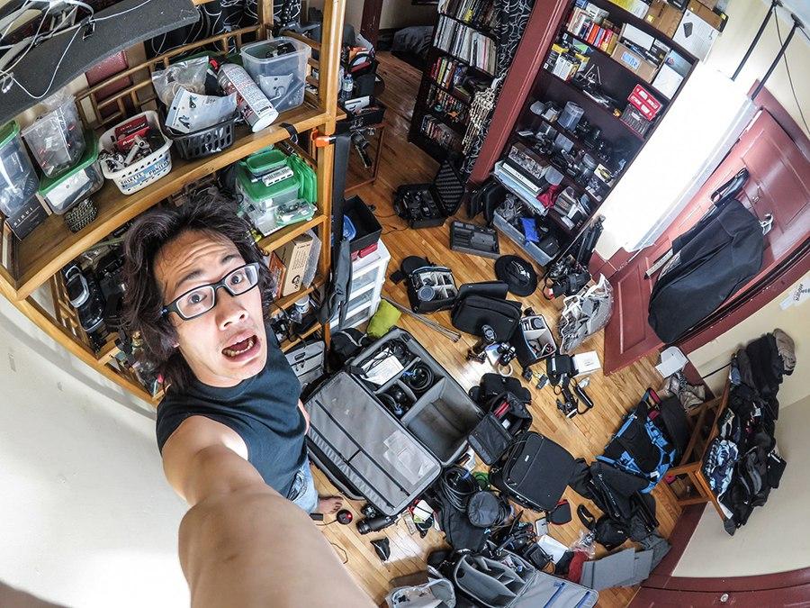 7 вопросов фотографу. Вон Вонг. Von Wong