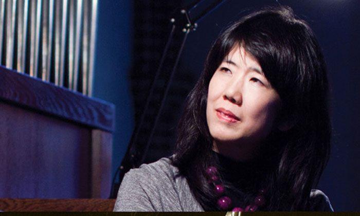 Саксофон и орган: Вероника Кожухарова и Хироко Иноуэ
