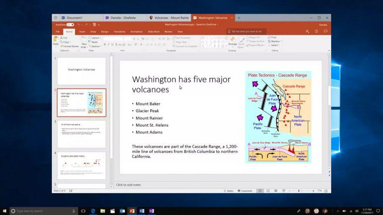 Новая экспериментальная функция для Windows 10