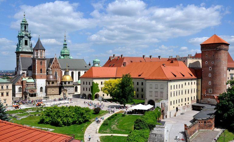 Польша - удивительная страна с колоритной архитектурой