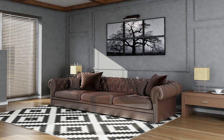 Как выбрать подходящий диван в гостиную?