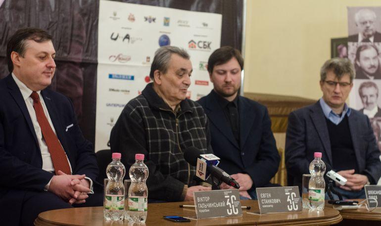 """Новинарня - Євген Станкович у Національному проекті """"ТРИ """"С"""