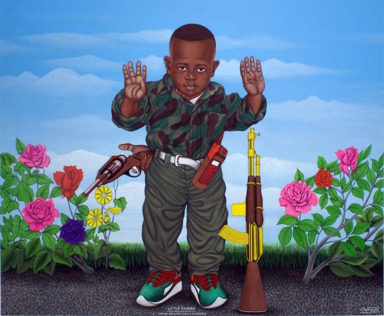 Искусство Африки. Новая выставка. Статья Алины Солнышкиной