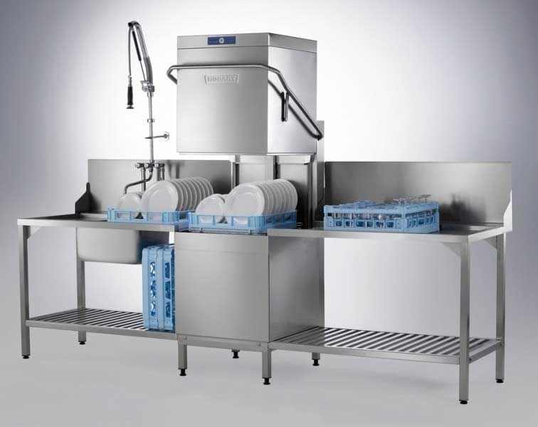 Профессиональные посудомоечные системы нового поколения