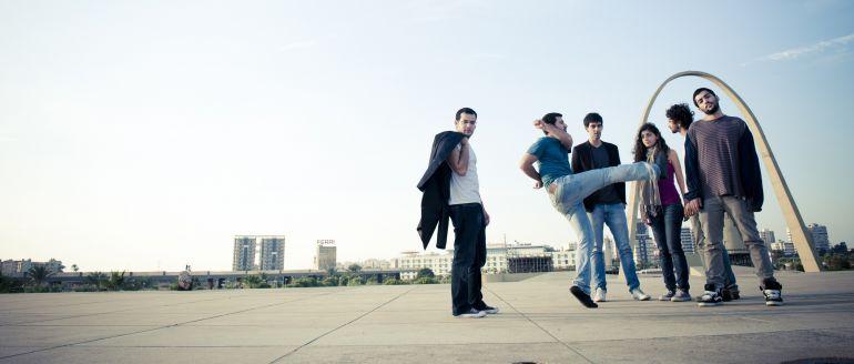 "Знаменитый ливанский альтернативный рок-бэнд ""Mashrou ' Leila"