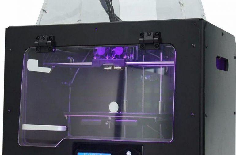 Высокотехнологичное протезирование зубов при помощи 3D принтера