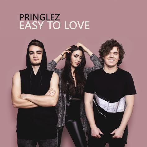 """Премьера нового сингла Pringlez """"Easy to Love"""""""