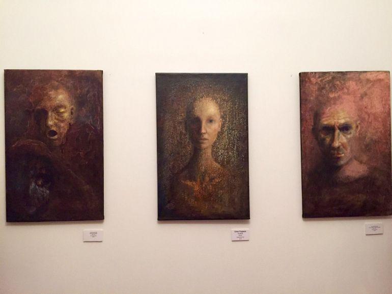 Открытие выставки «Existimo»