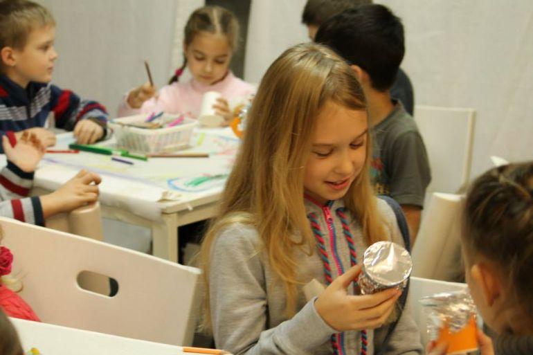 Детская эко- мастерская в Беларуси.