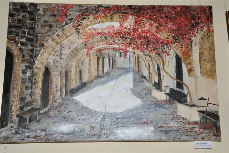 Завершился областной художественный конкурс «Поэзия мольберта»
