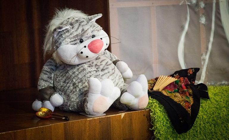 Спектакль «Сказки кота Мурлыки. Как Слонёнок дорогу домой искал». Афиша Ведогонь-театр. Зеленоград. Новости культуры