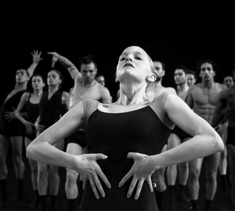 Израильский балет и Шарон Эяль. Спектакль «Кармен Nova»