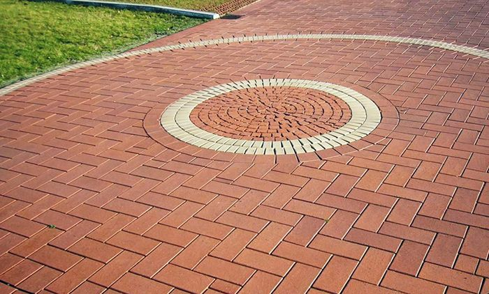 Выбор тротуарной плитки. Как выбрать плитку для тротуара