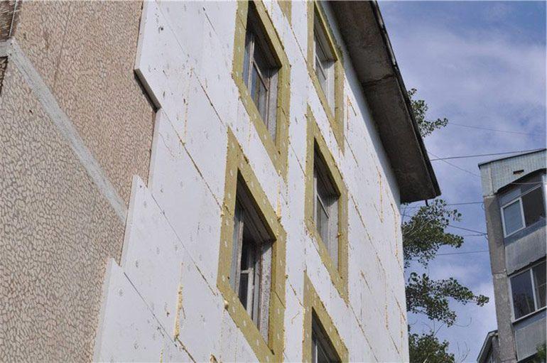 утепления домов и квартир