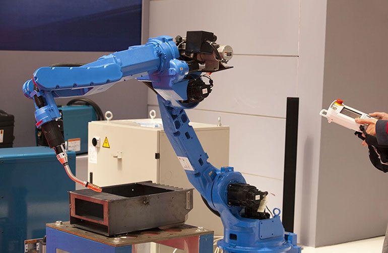 От сварочных полуавтоматов до полной автоматизации сварочного производства