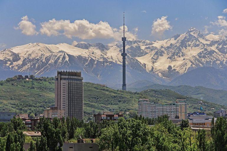 Казахстан фото. Горы