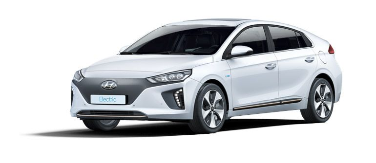 электромобиль Hyundai IONIQ Electric