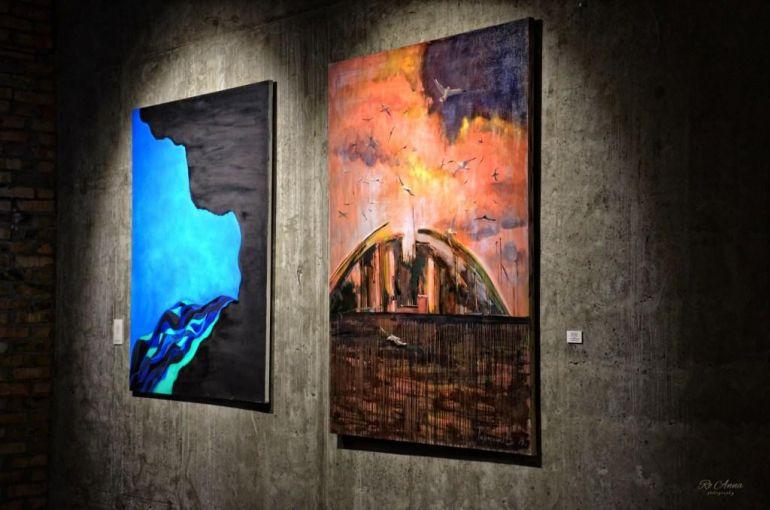 Открытие уникального художественного проекта «Saturato»