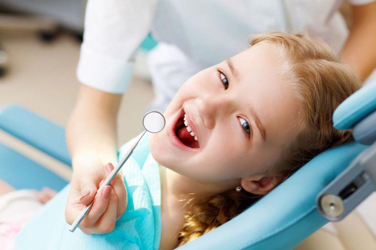 Ребёнок. лечение зубов