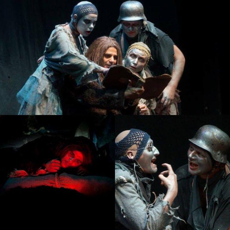 Пермский театр «У моста» показал спектакль «Зверь» в Вене