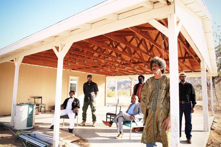 «Tinariwen» - мелодии людей из пустыни Сахара