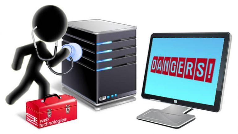 Как избежать взлома сайта