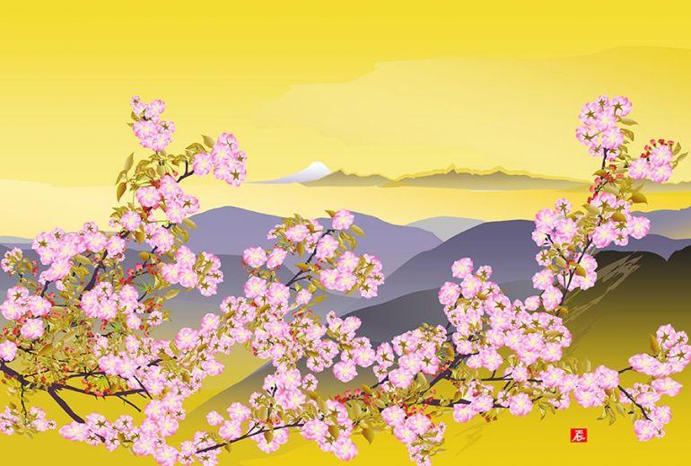 Картинки по запросу картины Тацуо Хориучи