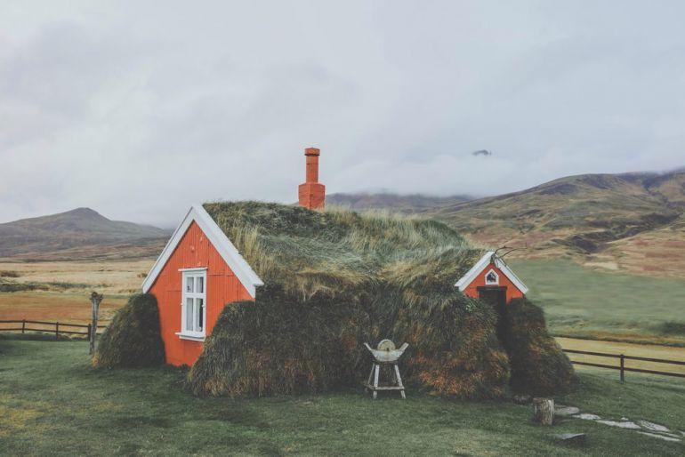 Достопримечательности Исландии. Видеопутешествия на портале Эксперимент